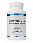 Image of MSM Capsules