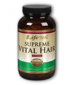 Image of Supreme Vital Hair with MSM for Hair & Scalp Capsule