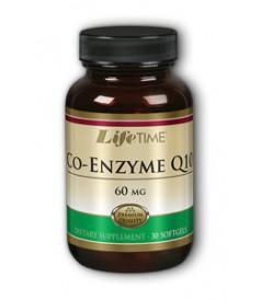 Image of CoQ10 60 mg Softgel