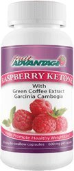 Image of Raspberry Ketone with Green Coffee & Garcinia