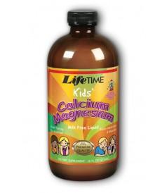Image of Kids' Liquid Calcium Magnesium Citrate Bubble Gum