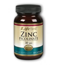 Image of Zinc Picolinate 30 mg