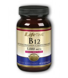 Image of B12 5000 mcg Sublingual Berry