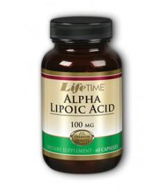 Image of Alpha Lipoic 100 mg Pharmaceutical Grade