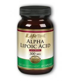 Image of Alpha Lipoic Acid 300 mg Pharmaceutical Grade