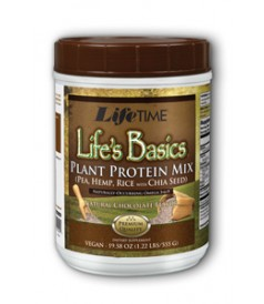 Image of Life's Basics Plant Protein Chocolate