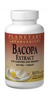 Image of Planetary Ayurvedics Bacopa Extract 225 mg