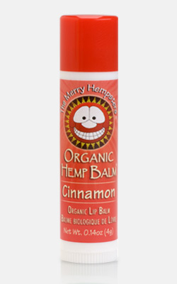 Image of Organic Hemp Lip Balm Cinnamon