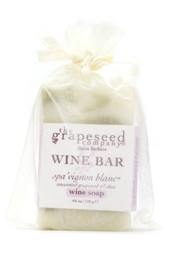 Image of Bar Soap Spa'Vignon Blanc Wine