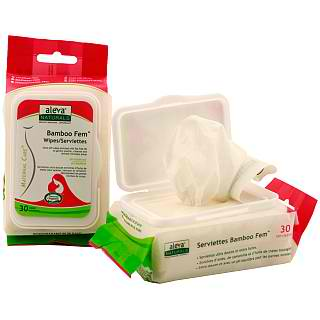 Image of Maternal Care Bamboo Fem Wipes