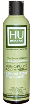 Image of Humic/Fulvic Acid Mineral Immune Booster Raw Liquid