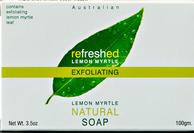 Image of Lemon Myrtle Natual Soap Exfoliating