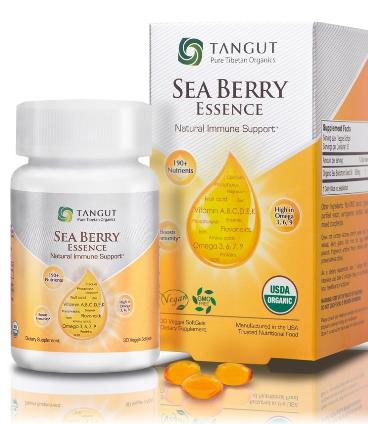 Image of Sea Berry Essence Vegan
