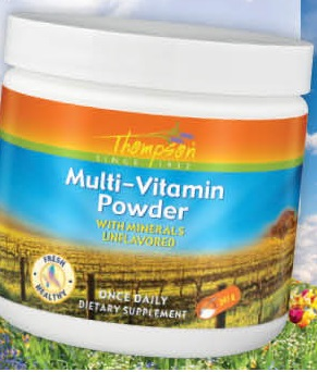 Image of Multi Vitamin Powder Unflavored