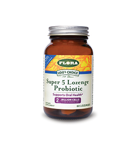 Image of Udo's Choice Super 5 Lozenge Probiotic