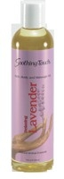 Image of Bath & Body Massage Oil Lavender