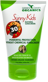 Image of Sunny Kids Natural Sunscreen SPF 30