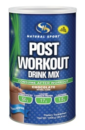 Image of Post Workout Drink Mix Powder Unflavored