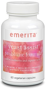 Image of Yeast Assist Probiotic Formula