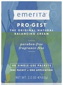Image of Pro-Gest Cream (Paraben Free)