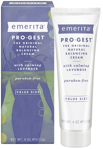 Image of Pro-Gest Cream with Lavender