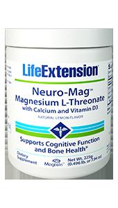 Image of Neuro-Mag Magnesium L-Threonate with Calcium and Vitamin D3 POWDER
