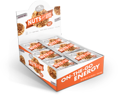 Image of Nuts about Almond Butter (on the go Energy Balls)