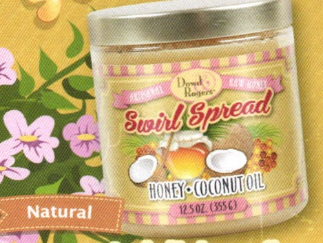 Image of Swirl Spread Natural