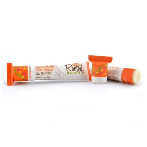 Image of Lip Butter Orange Vanilla