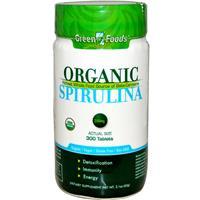 Image of Organic Spirulina 200mg