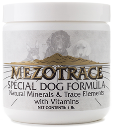 Image of Mezotrace Special Dog Formula Powder