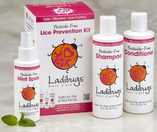 Image of Lice Prevention Kit