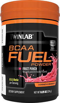 Image of BCAA Fuel Powder Fruit Punch