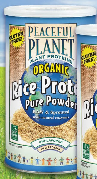 Image of Organic Rice Protein Shake - Unflavored