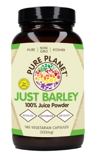 Image of Just Barley Juice Organic CAPSULE