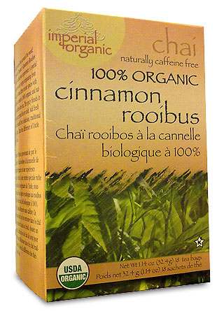 Image of Imperial Organic Chai Cinnamon Rooibus Tea