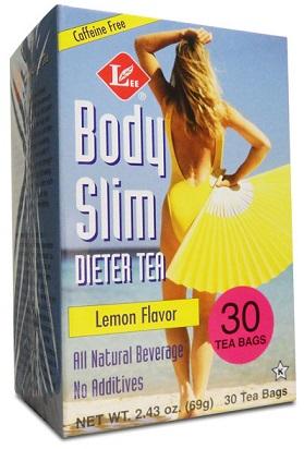 Image of Body Slim Dieter Tea Lemon