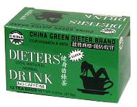 Image of China Green Dieter Tea (caffeine free)