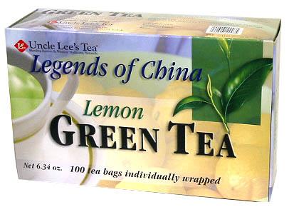 Image of Legends of China Lemon Green Tea