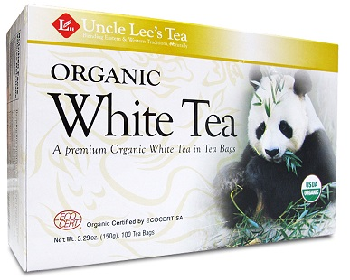Image of Legends of China Organic White Tea