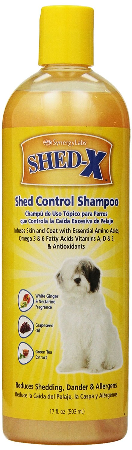 Image of Shed Control Shampoo for Dogs