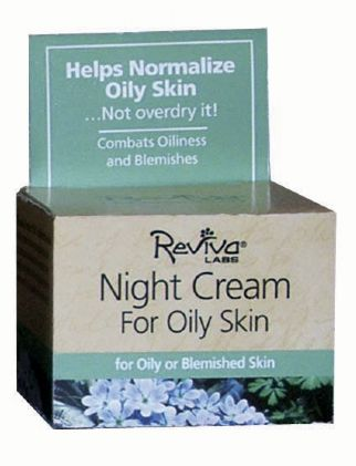 Image of Night Cream for Oily Skin