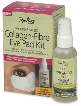 Image of Collagen-Fibre Eye Pad Kit