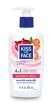 Image of 4 in 1 Moisture Shave Pomegranate Grapefruit