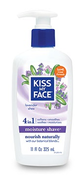 Image of 4 in 1 Moisture Shave Lavender & Shea