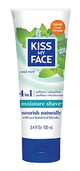 Image of 4 in 1 Moisture Shave Cool Mint