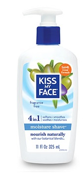 Image of 4 in 1 Moisture Shave Fragrance Free