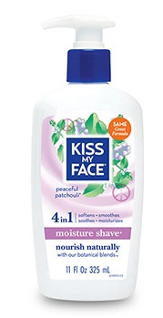 Image of 4 in 1 Moisture Shave Peaceful Patchouli