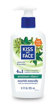 Image of 4 in 1 Moisture Shave Green Tea & Bamboo