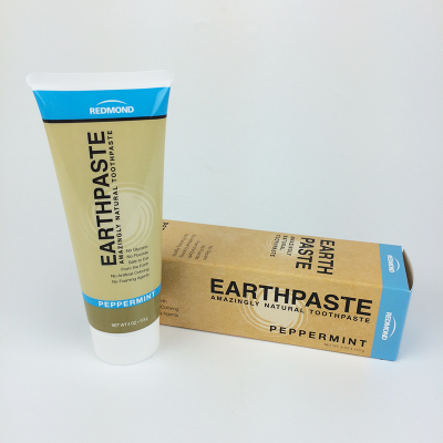 Image of Earthpaste Natural Toothpaste Peppermint